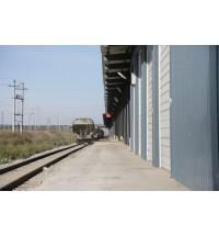 内蒙古小麦仓房