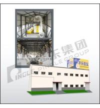 钢结构一体化成套面粉机组