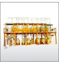 钢架平筛系列成套面粉机组