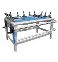 FBZF-D型电动式筛网绷装机