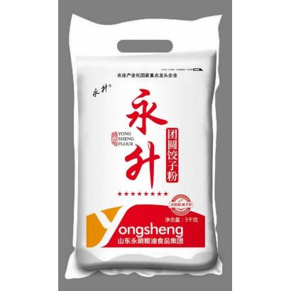 团圆饺子粉5kg