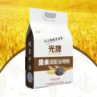 光牌黑米调配谷物粉 25kg
